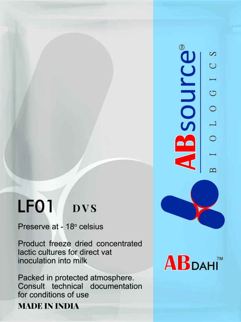 DVS Cultures Dahi with Low fats-absource