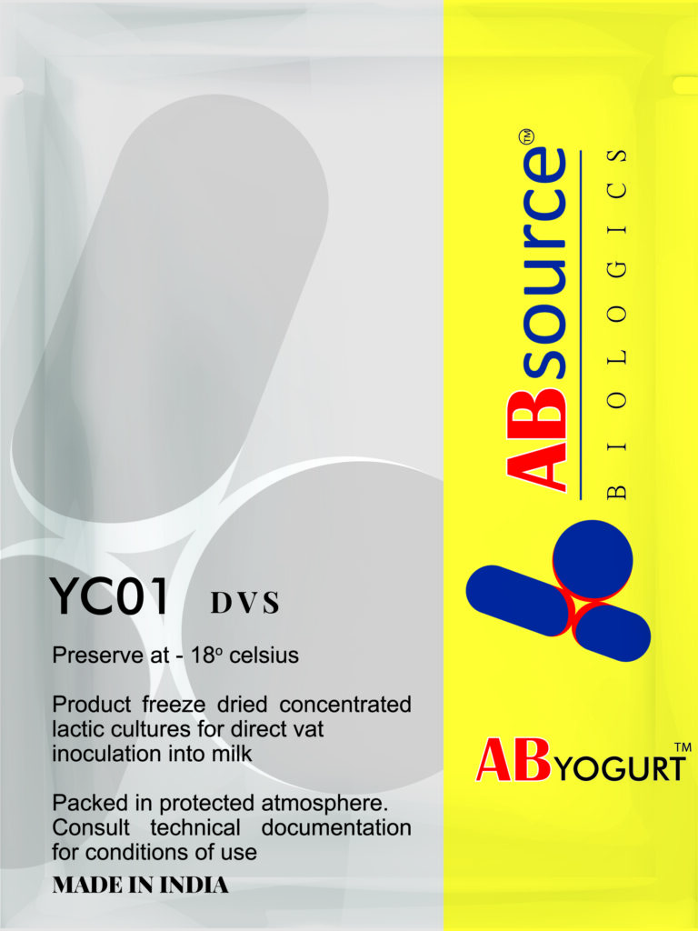 DVS Cultures Yogurt
